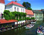 """素有""""小威尼斯""""之称的布鲁日是一座迷人的水城(大纪元)"""