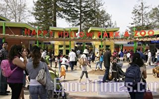 快乐谷公园动物园重新开张