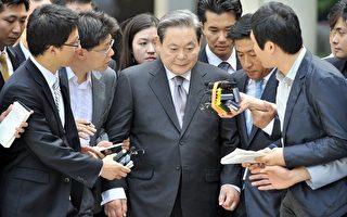 韓國三星集團會長李健熙去世 享年78歲