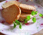 手工饼干材料简单,就能烤出芳香四溢的佳作。(摄影:杨美琴/大纪元)