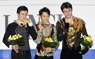 世界花式滑冰錦標賽 高橋為日本奪男子首金