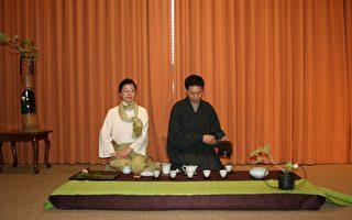 中國傳統花藝茶道古典文化藝術