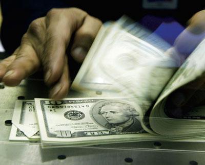 中共稱6月末外匯儲備繼續增加,仍然維持在3萬億美元左右,再次引發業界人士質疑。(大紀元資料室)