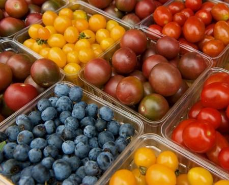 水果如何挑?營養師:顏色越深越健康