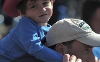 研究:男孩更需要良好的親子關係