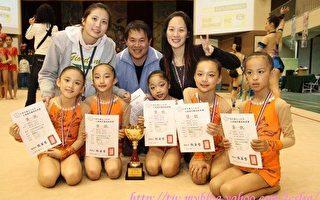 雙龍國小桌球及韻律體操隊全國比賽雙雙奪冠
