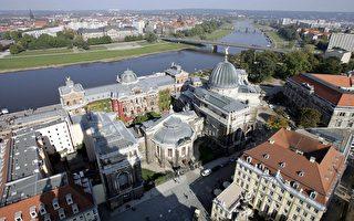跟著神韻遊世界-德國重鎮德累斯頓