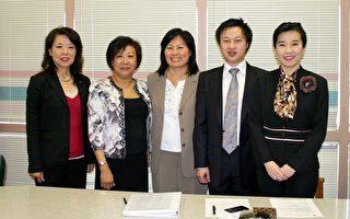橙县华人商会为华人学子提供奖学金