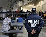 美移民局4月遣返出境不足三千人 創歷史新低