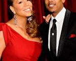 瑪麗亞·凱莉(Mariah Carey)和老公尼克-卡農(Nick Cannon)(圖/Getty Images)