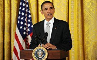 一項網路民調顯示,美國總統奧巴馬為受歡迎的領導人。(AFP PHOTO)
