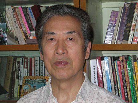 山东大学退休教授孙文广(新唐人电视台)