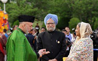 尋求外交破冰 印巴總理不丹會晤