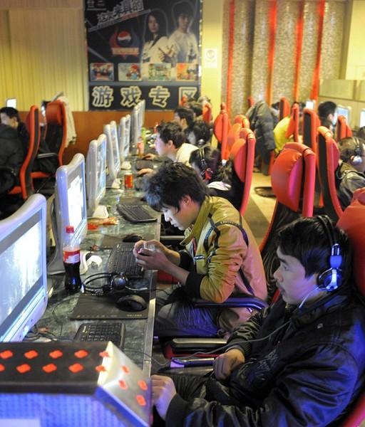 一年倒閉近2萬家 大陸遊戲公司陷窘境