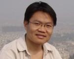 大連人權律師王永航(大紀元)
