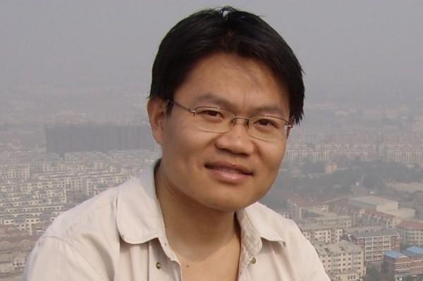 大连人权律师王永航。(大纪元)