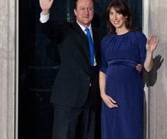 大卫‧卡梅伦  英国198年来最年轻首相