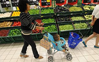 大陆菜价全面超过一元 专家称通胀来临