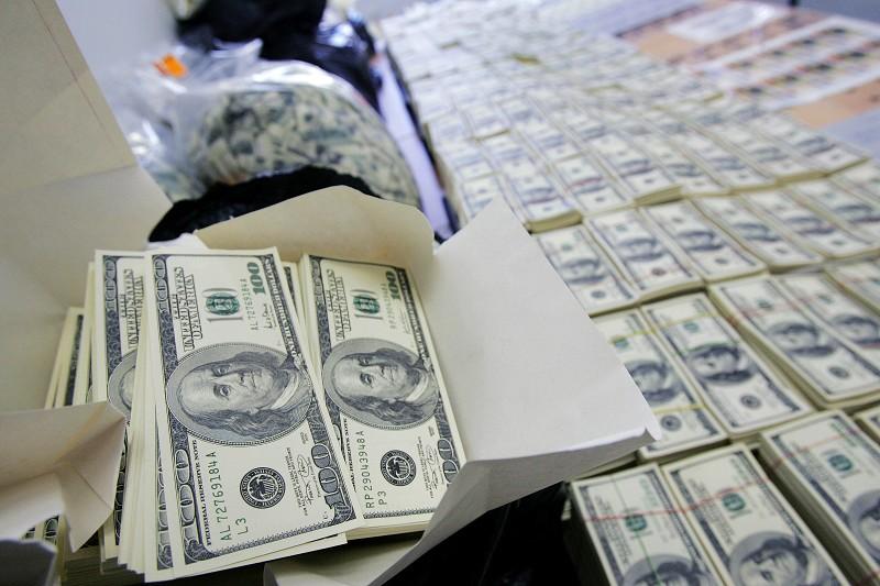 網文:別吹了 中共可動用外儲僅4000億美元