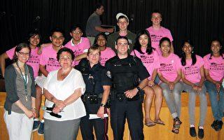 多倫多警察與學校合作提供反欺凌教育