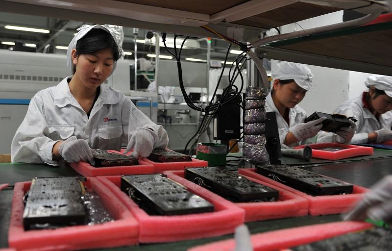 恐中美貿易戰再升級 科技大廠忙轉移生產線