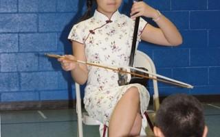 第二代华人发扬中华传统文化