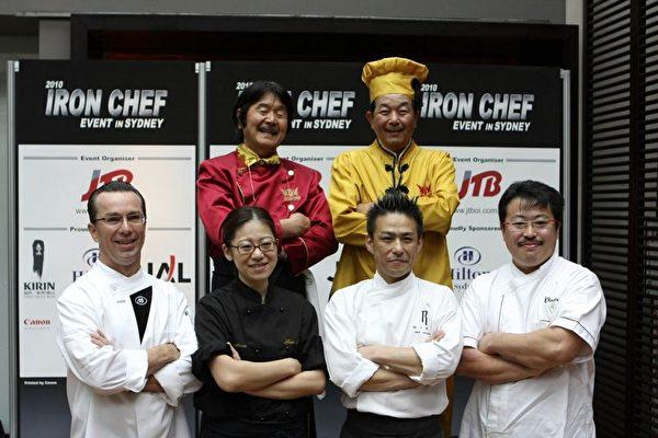 名廚料理擂台第四度在悉尼開鑼