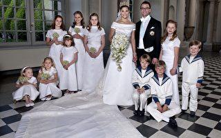 荷蘭王室全體出席瑞典女王儲結婚大典
