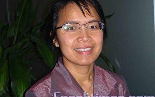 人物專訪:2010國際難民週大使陳婷