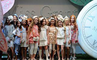 組圖:意大利Pitti Bimbo俏麗可愛童裝展