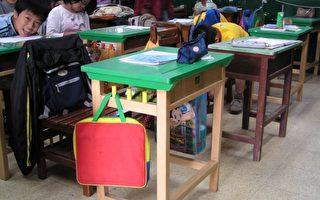桃縣教育資源投入多 新型課桌椅更新超過31萬套