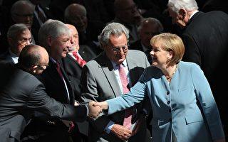 德总统选举 默柯尔执政检验