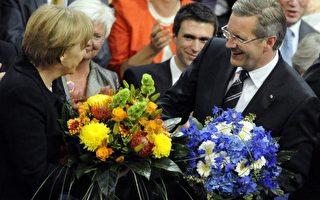 德国选出第十届总统——伍尔夫
