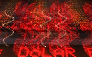 美國申請破產的人潮正衝向2005年破產法修正案實施前的新高點。(PAUL J. RICHARDS/AFP/Getty Images)