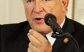 IMF总裁卡恩 经济危机救火队长