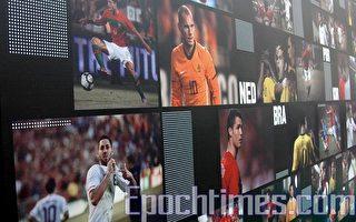 組圖:Nike展示各國足球隊球衣風采