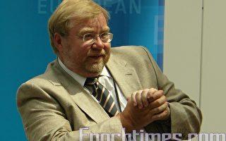 愛沙尼亞前總理:中國前途在於脫離共產黨