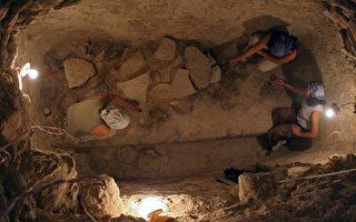 瓜地马拉发现玛雅国王墓室