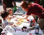 適合3-6歲兒童的繪畫和書寫活動