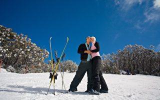 访距离墨尔本最近的大型滑雪、赏雪胜地