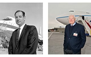 747之父获飞行终生成就奖