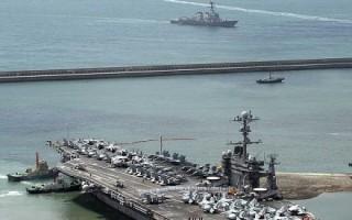 美韓軍演在即 美宣佈對朝鮮實施新制裁