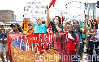 亚州移民法 纽约客看法分歧