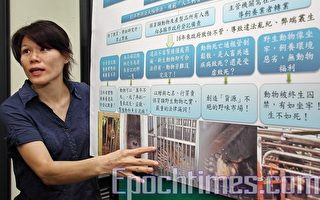 保育动物遭虐  台动保团体:落实野保法