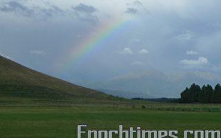 新诗:彩虹