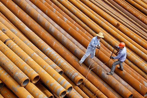 7月中國製造業PMI下滑 5個月來最低