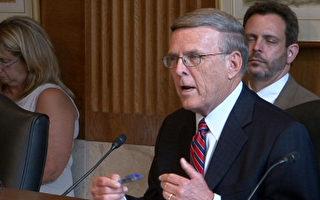 美參議員﹕必須就人權問題向中國施壓