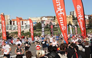 8萬人參加悉尼第40屆「城市到海灘」慈善長跑
