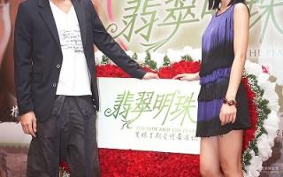 蔡卓妍喜收999朵玫瑰 婚姻失败后仍期待爱情