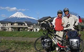 單車逐環球夢 台灣夫妻二度蜜月